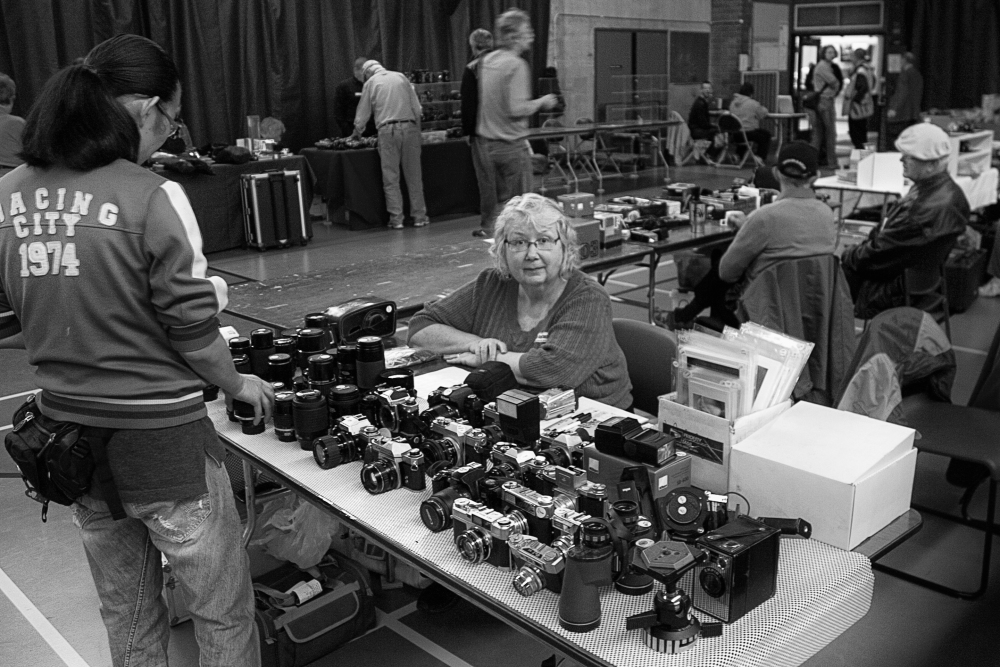 The Vancouver Camera Swap Meet for Photographers