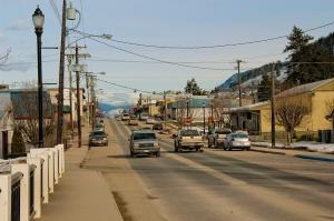 1.The main street