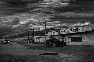 Pritchard store infrared