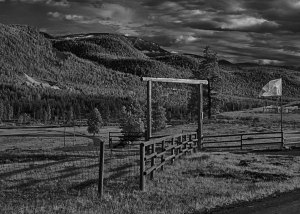 Wolf ranch infrared
