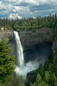 Helmkin Falls