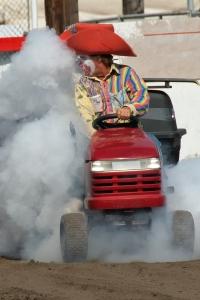 Lawnmower race 1