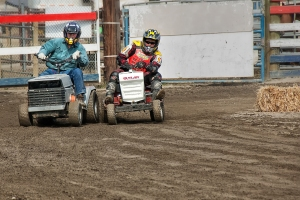 Lawnmower race 2