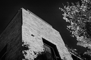 Infrared and brick