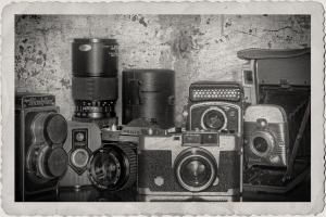 1. Cameras