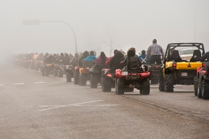 The procession 3