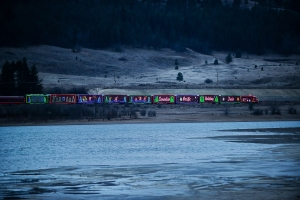 Christmas Train 4