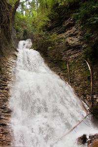 Margaret Falls, British Columbia (B)