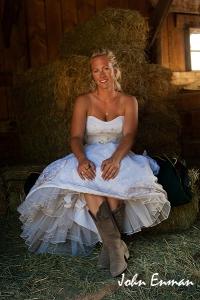 Marcie's wedding