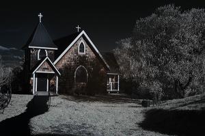 Monty Creek church