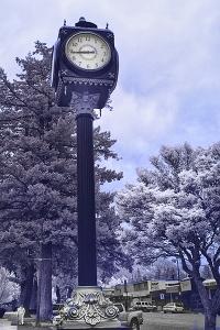 Town clock 1