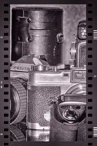 Film then Digital