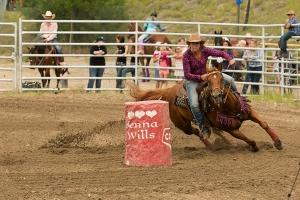 Barrel rider 1