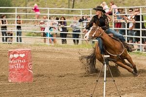 Barrel Rider 2