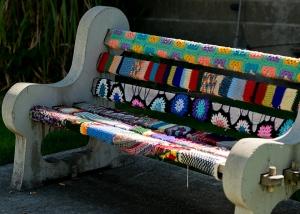 Street rest art